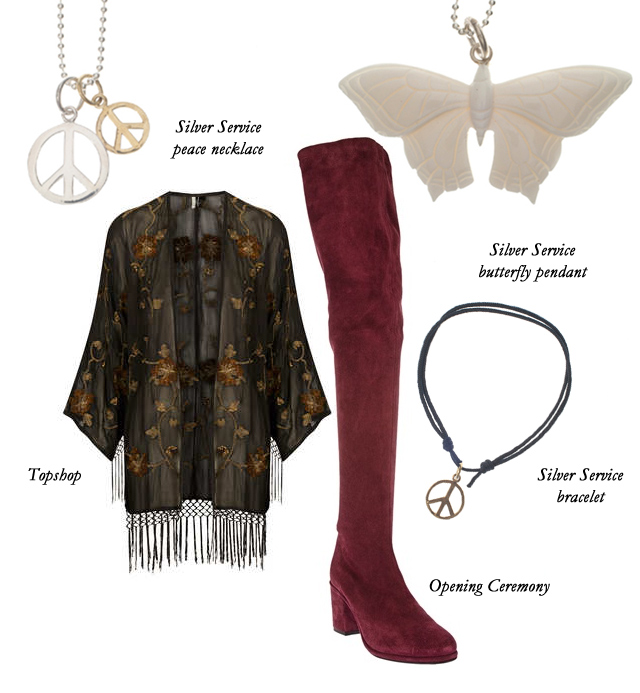 Whimsical Outfit