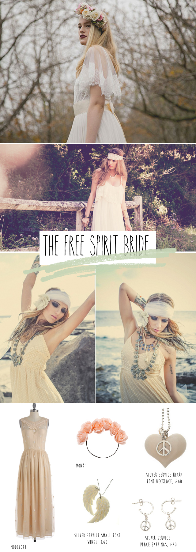 The Free Spirit Bride
