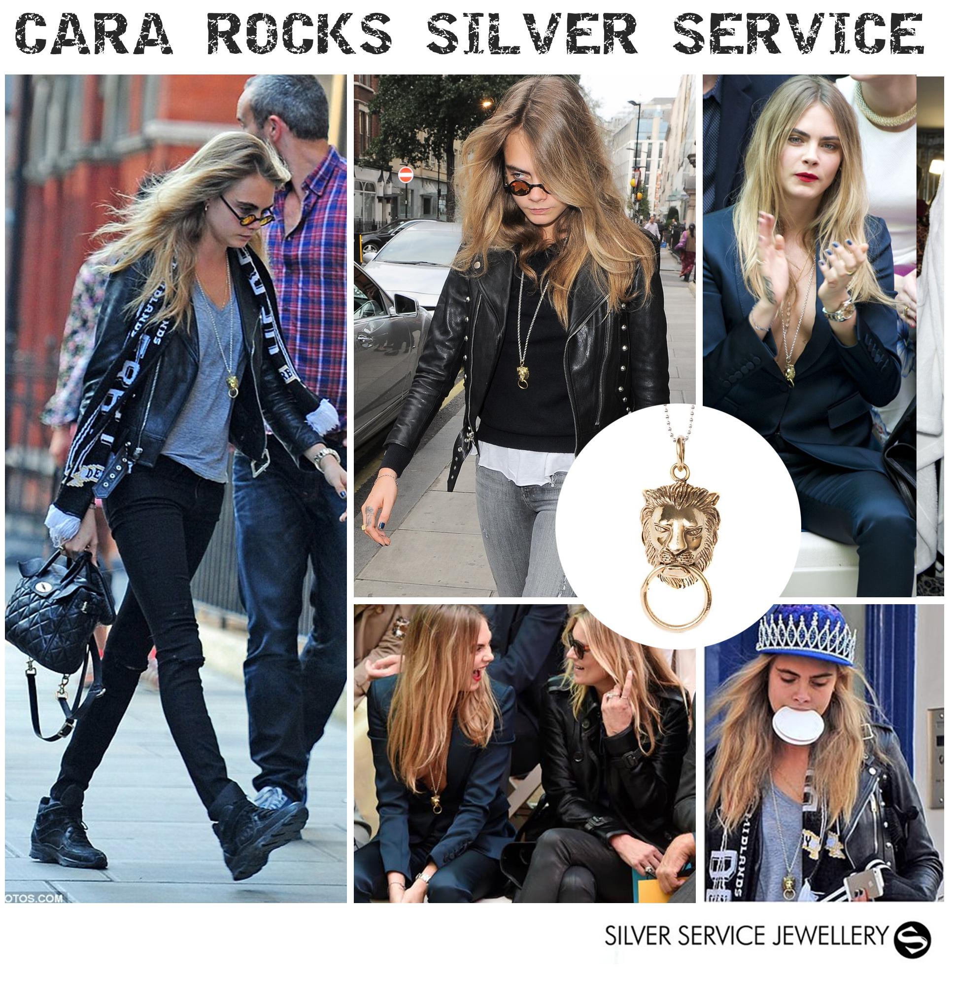 Cara Rocks Silver Service