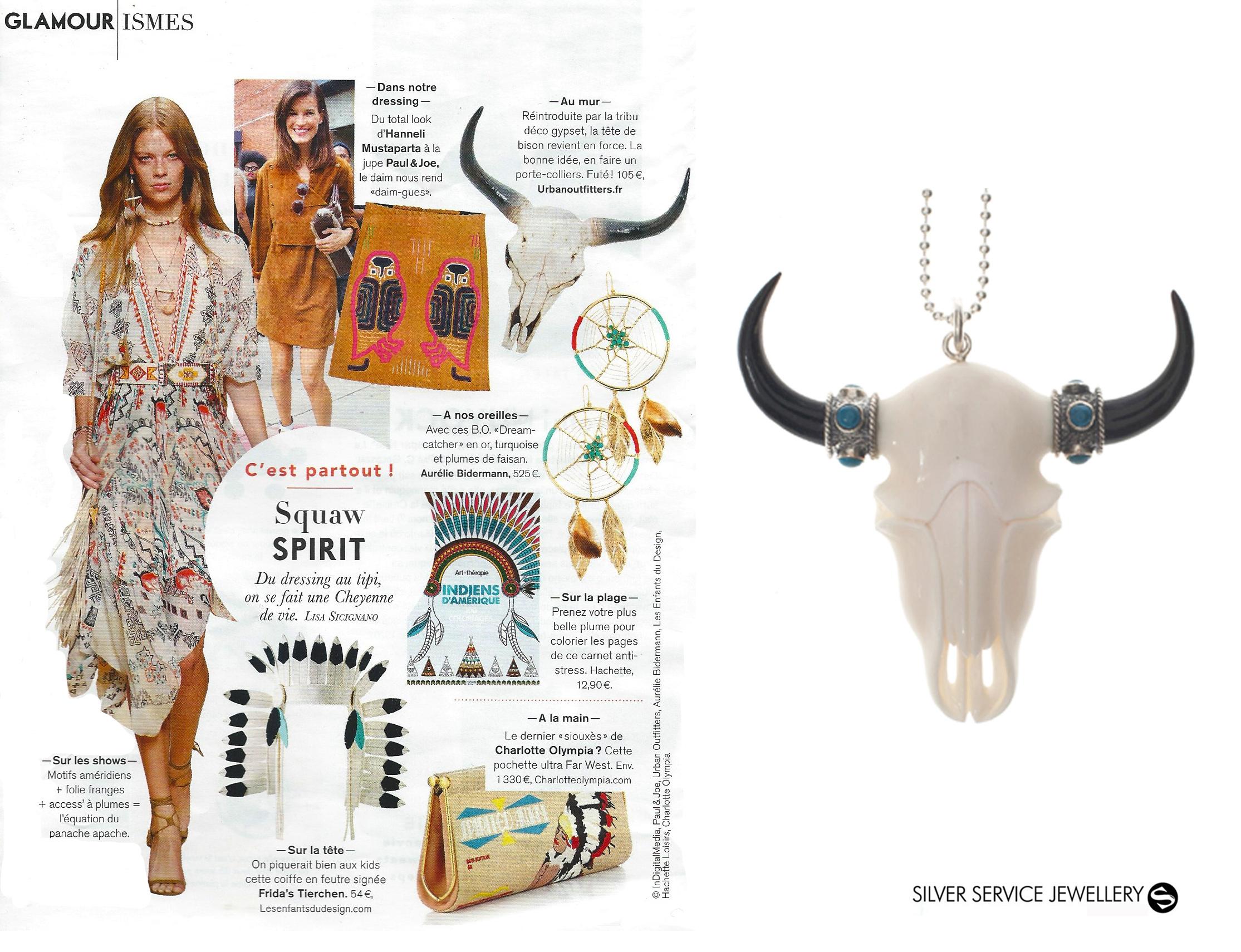 Glamour Magazine - Squaw Spirit