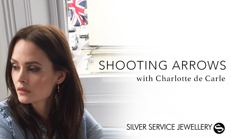 Shooting Arrows with Charlotte de Carle