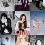 Bad Girls collage
