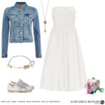 Rebel Bride Look