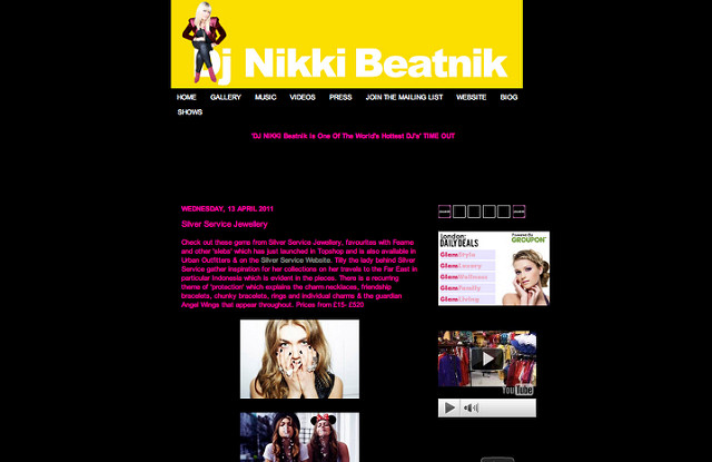 DJ Nikki Beatnik writeup