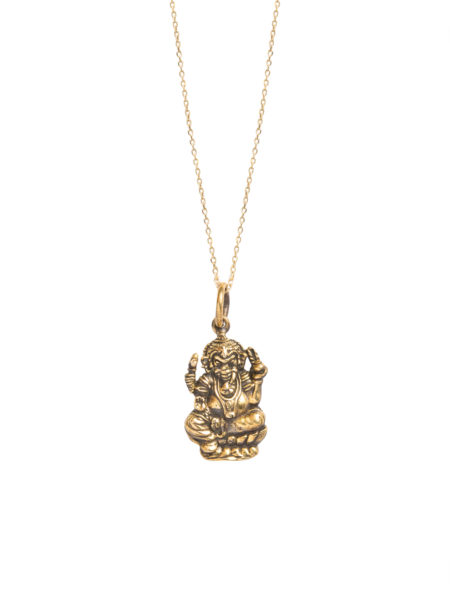 Large Ganesh Necklace