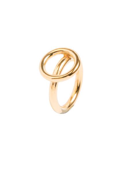 Gold Eternity Ring