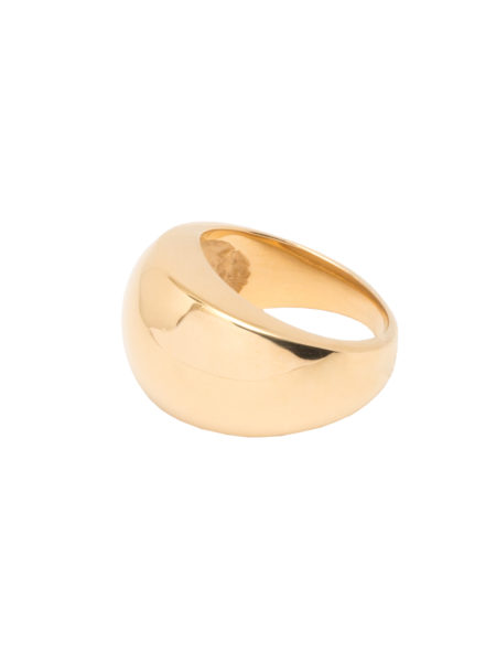 The Gold Dome Ring