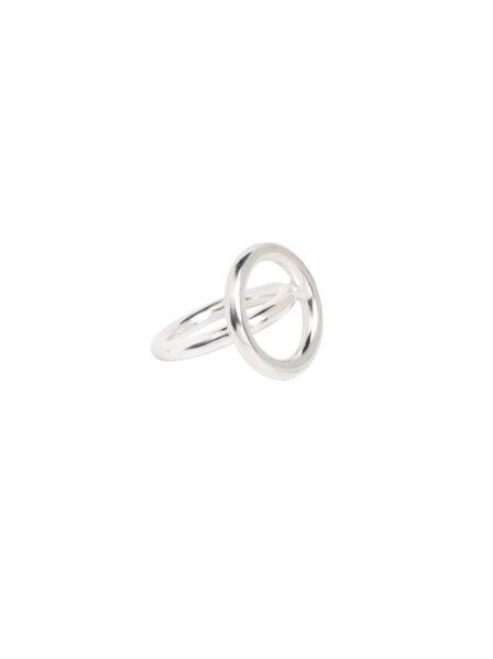 Silver Eternity Ring