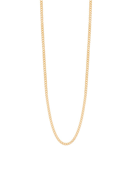 Fine Gold Curb Chain