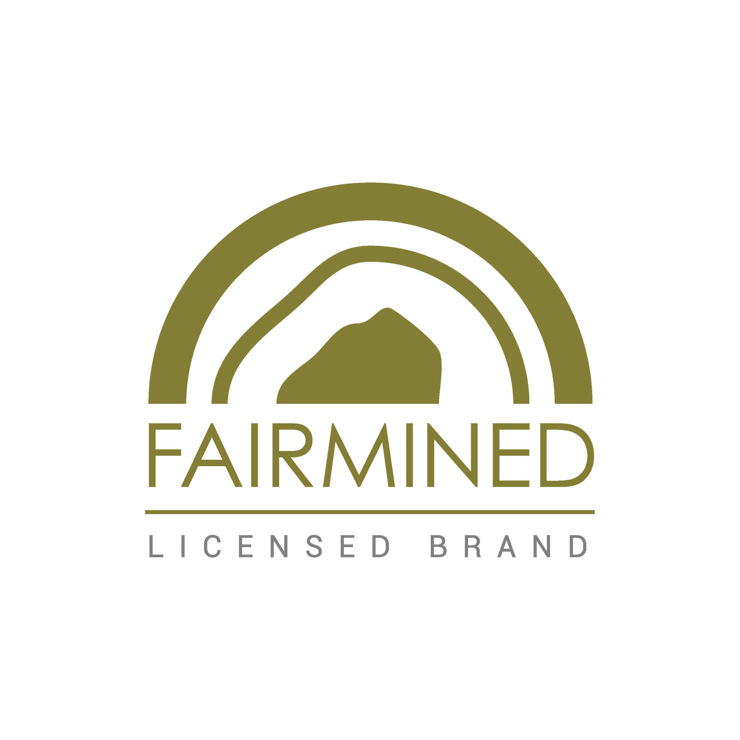 Fairmined licensed brand logo